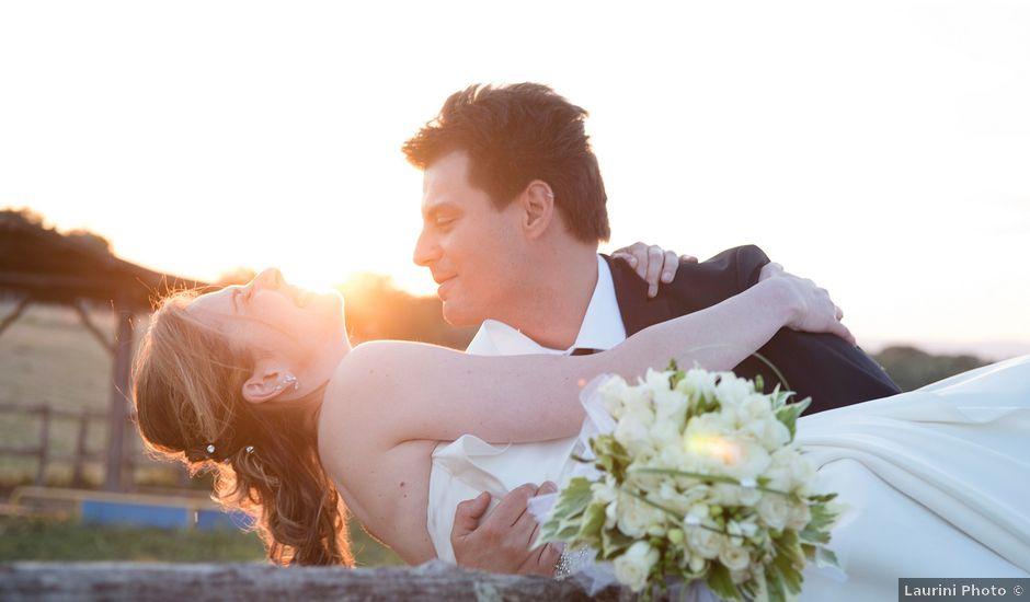 Il matrimonio di Alessio e Silvia a Viterbo, Viterbo