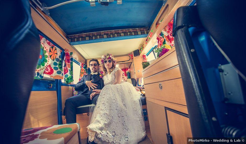 Il matrimonio di Vincenzo e Serena a Gravina in Puglia, Bari
