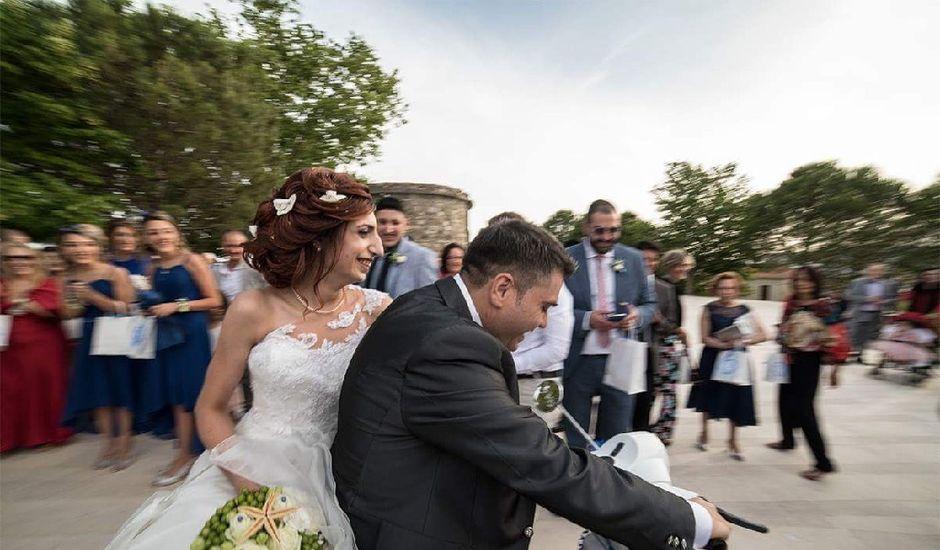 Il matrimonio di Simone  e Antonella  a Ferruzzano, Reggio Calabria