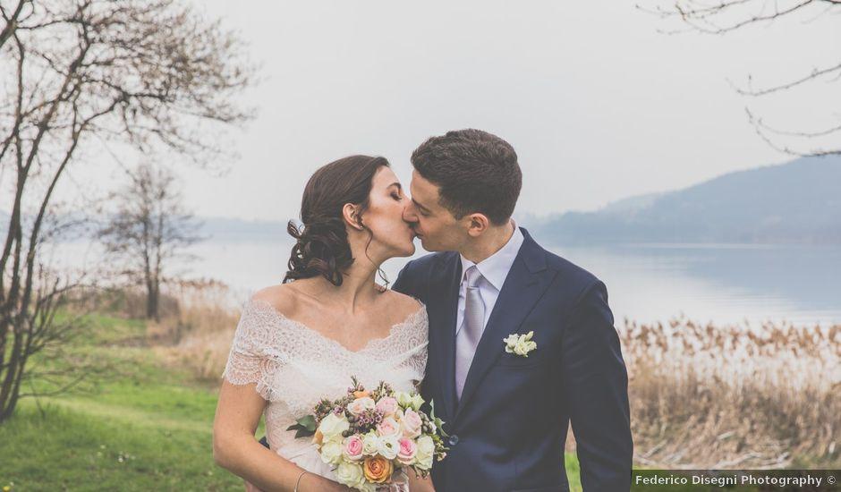 Il matrimonio di Alessandro e Paola a Varano Borghi, Varese