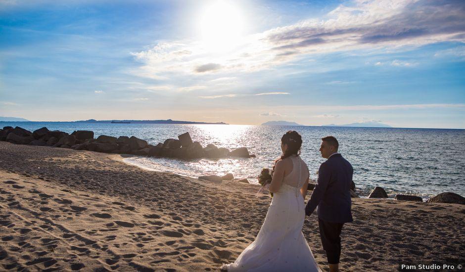 Il matrimonio di Jessica e Santino a Messina, Messina