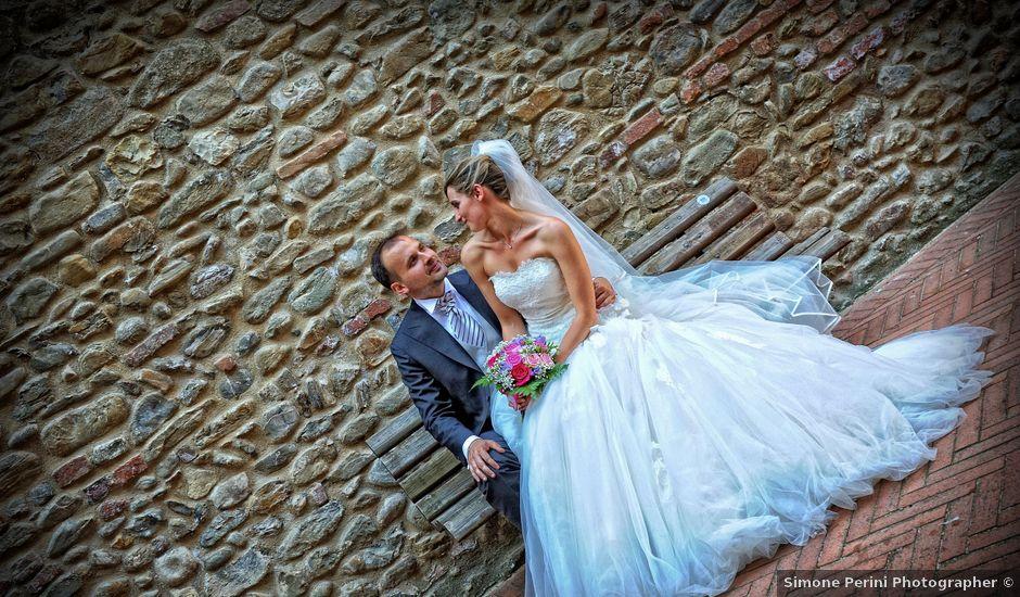 Il matrimonio di Matteo e Chiara a Firenze, Firenze