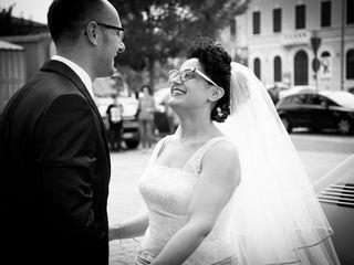Le nozze di Elisabetta e Franco
