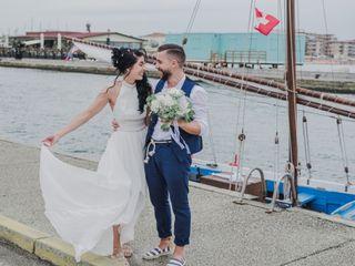 Le nozze di Lorena e Stefan 1