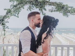 Le nozze di Lorena e Stefan