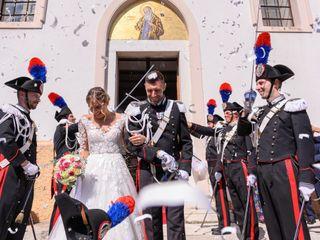 Le nozze di Alessia e Michael 1