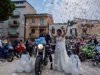 Le nozze di Benedetta e Vincenzo