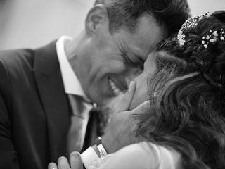 Le nozze di Sara e Ruben