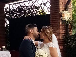 Le nozze di Laura  e Carmelo  1