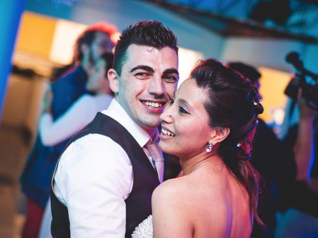 Le nozze di Dayana e Andrea