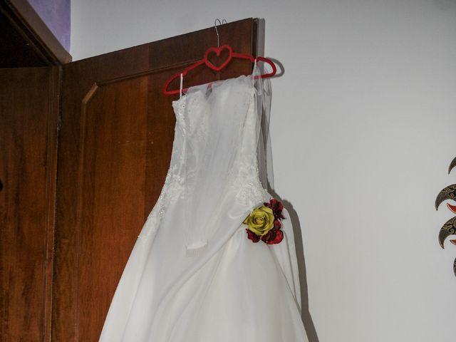 Il matrimonio di Marco e Vanessa a Lari, Pisa 11