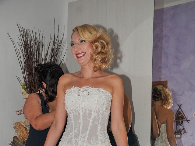 Il matrimonio di Marco e Vanessa a Lari, Pisa 12