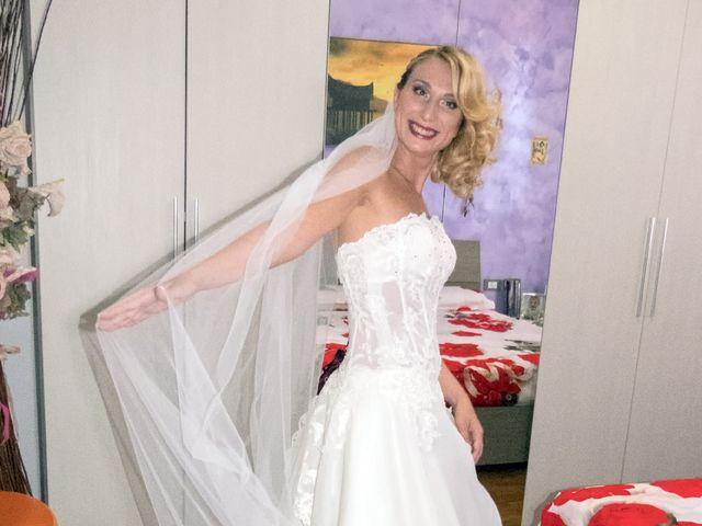 Il matrimonio di Marco e Vanessa a Lari, Pisa 16