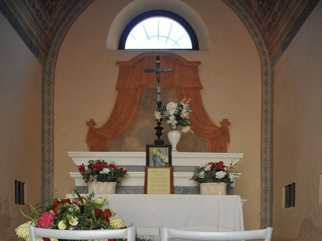 Il matrimonio di Marco e Vanessa a Lari, Pisa 18