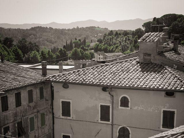 Il matrimonio di Marco e Vanessa a Lari, Pisa 19