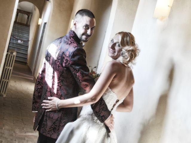 Il matrimonio di Marco e Vanessa a Lari, Pisa 25