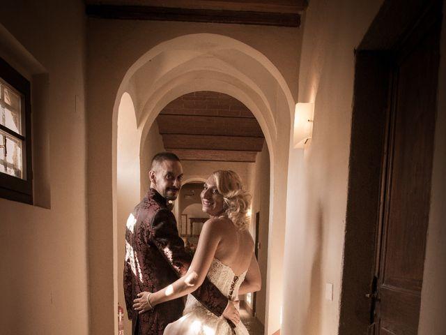 Il matrimonio di Marco e Vanessa a Lari, Pisa 26
