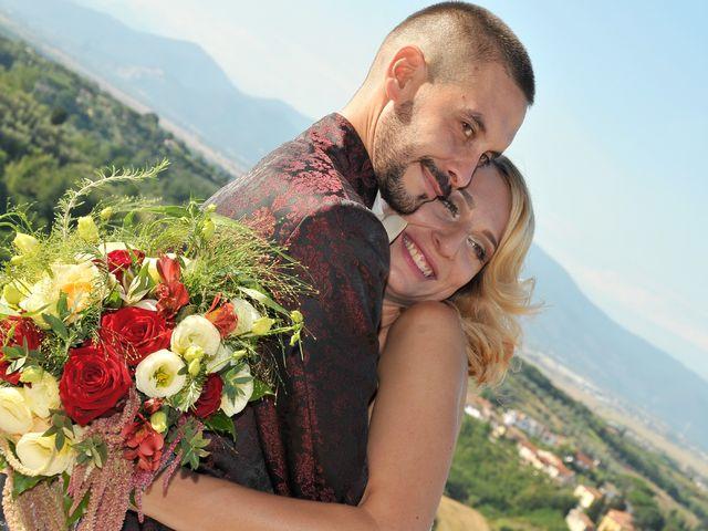 Il matrimonio di Marco e Vanessa a Lari, Pisa 1