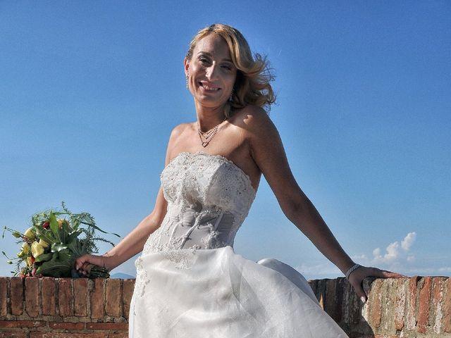 Il matrimonio di Marco e Vanessa a Lari, Pisa 29