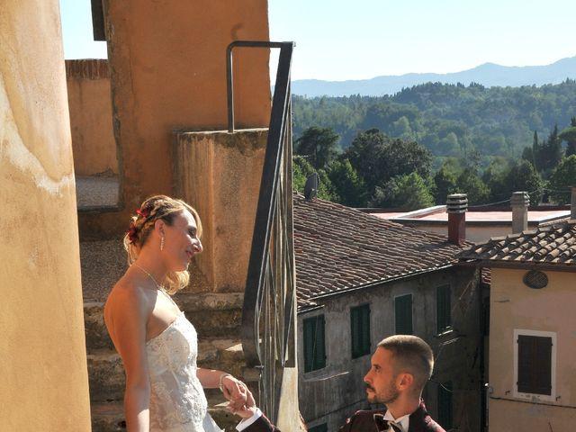 Il matrimonio di Marco e Vanessa a Lari, Pisa 30
