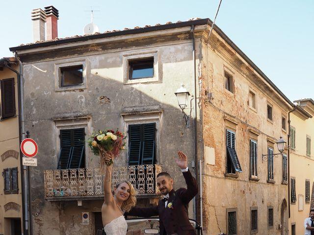 Il matrimonio di Marco e Vanessa a Lari, Pisa 31