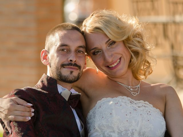 Il matrimonio di Marco e Vanessa a Lari, Pisa 32