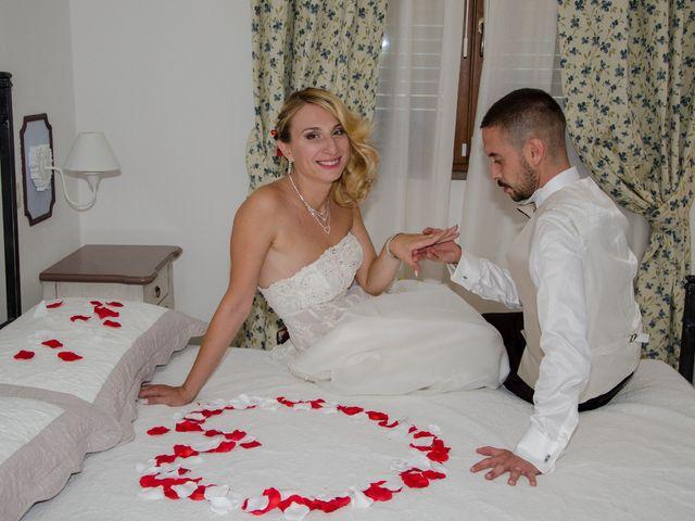 Il matrimonio di Marco e Vanessa a Lari, Pisa 33