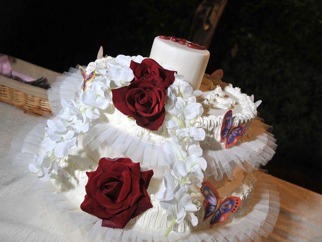 Il matrimonio di Marco e Vanessa a Lari, Pisa 46