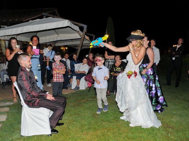 Il matrimonio di Marco e Vanessa a Lari, Pisa 48