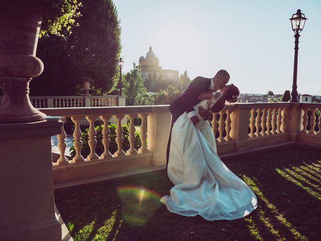 Le nozze di Christel e Federico