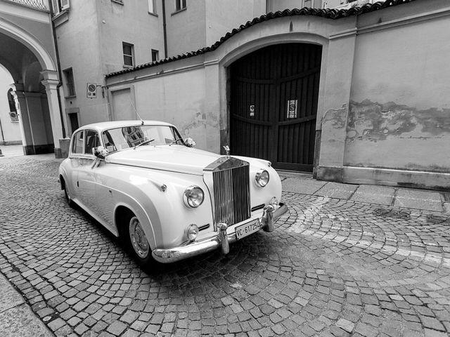 Il matrimonio di Edoardo e Eleonora a Biella, Biella 8
