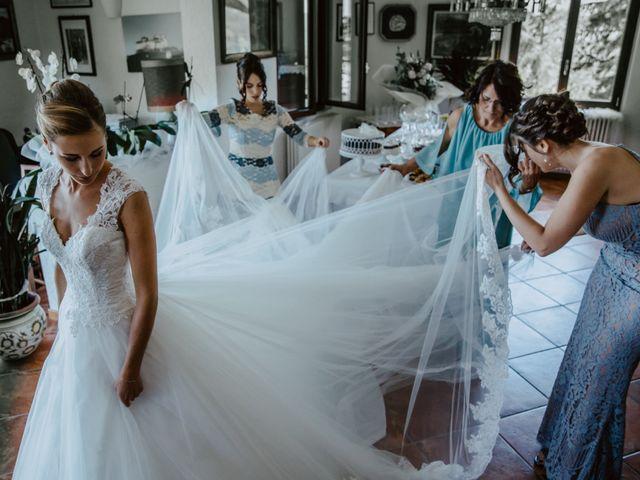 Il matrimonio di Simone e Chiara a Soragna, Parma 11