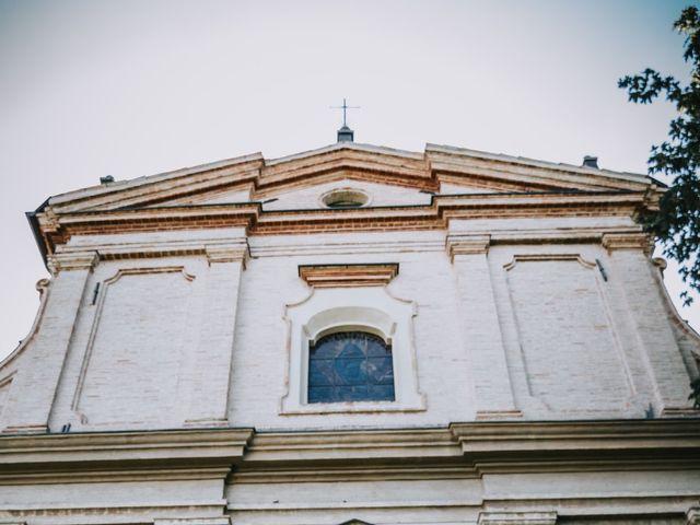 Il matrimonio di Simone e Chiara a Soragna, Parma 14