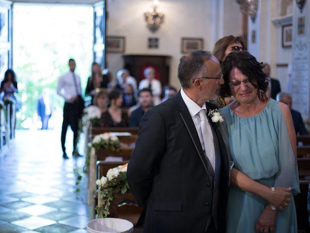 Il matrimonio di Simone e Chiara a Soragna, Parma 16