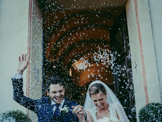 Il matrimonio di Simone e Chiara a Soragna, Parma 17