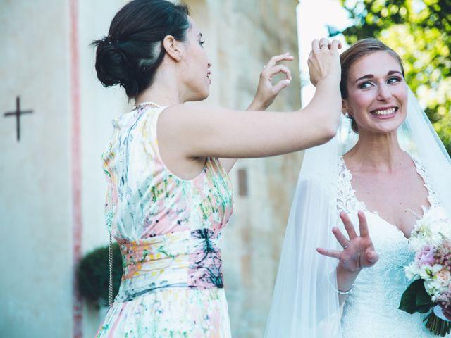 Il matrimonio di Simone e Chiara a Soragna, Parma 18