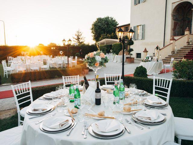 Il matrimonio di Simone e Chiara a Soragna, Parma 23