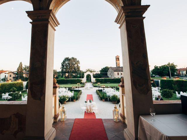 Il matrimonio di Simone e Chiara a Soragna, Parma 24