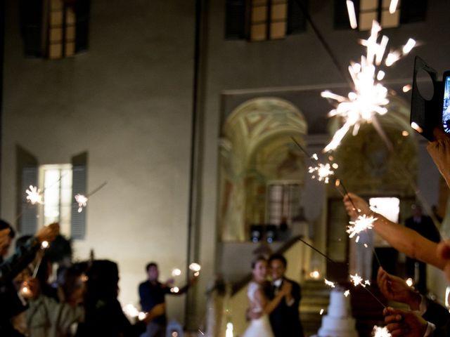 Il matrimonio di Simone e Chiara a Soragna, Parma 27