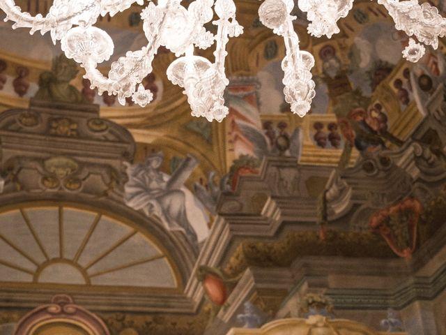 Il matrimonio di Simone e Chiara a Soragna, Parma 28