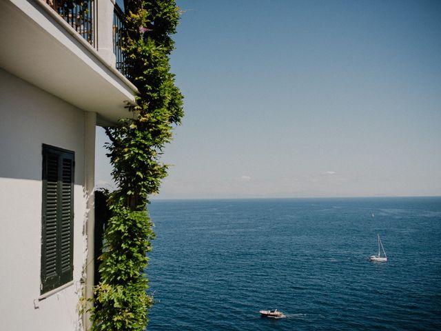 Il matrimonio di Joshua e Sally a Amalfi, Salerno 3