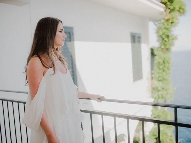 Il matrimonio di Joshua e Sally a Amalfi, Salerno 9