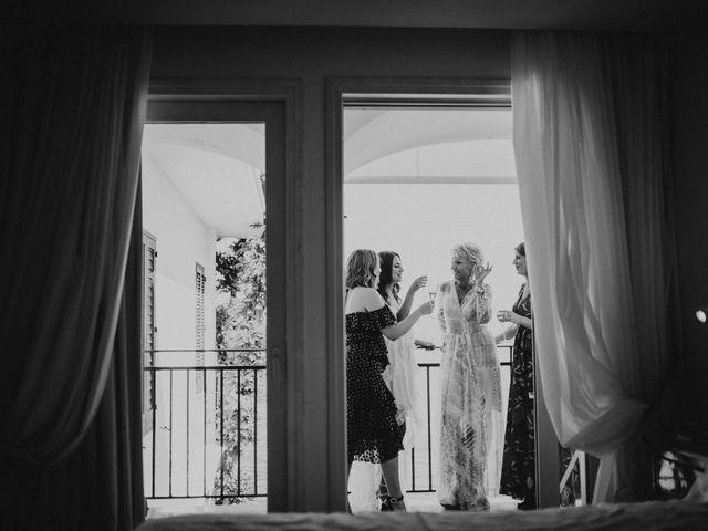 Il matrimonio di Joshua e Sally a Amalfi, Salerno 11