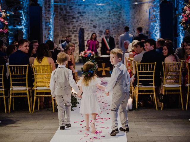 Il matrimonio di Joshua e Sally a Amalfi, Salerno 19