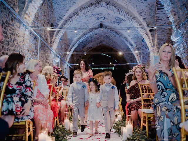 Il matrimonio di Joshua e Sally a Amalfi, Salerno 20