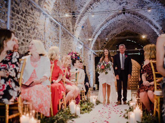 Il matrimonio di Joshua e Sally a Amalfi, Salerno 21