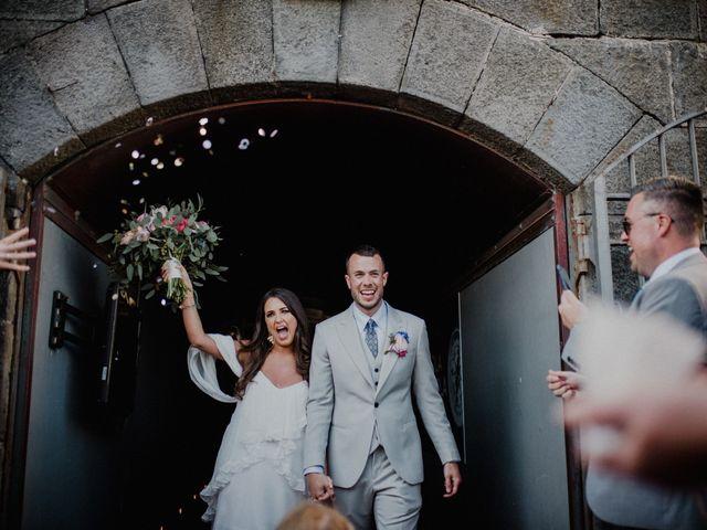 Il matrimonio di Joshua e Sally a Amalfi, Salerno 27