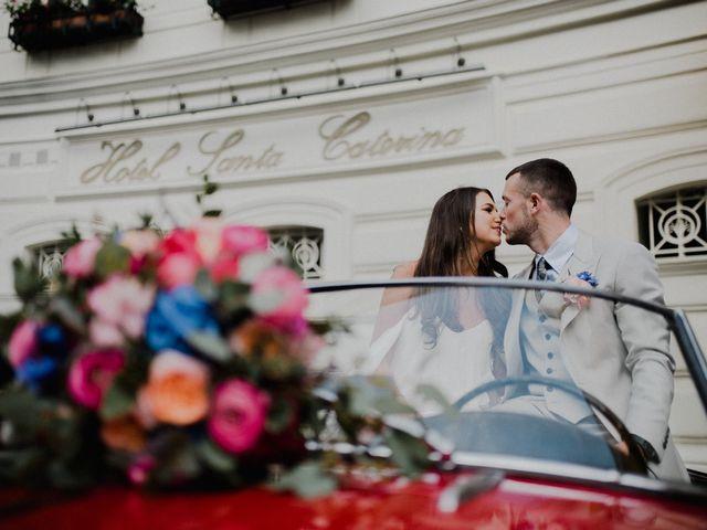 Il matrimonio di Joshua e Sally a Amalfi, Salerno 31