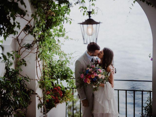 Il matrimonio di Joshua e Sally a Amalfi, Salerno 34