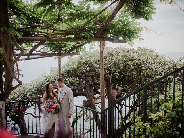 Il matrimonio di Joshua e Sally a Amalfi, Salerno 1